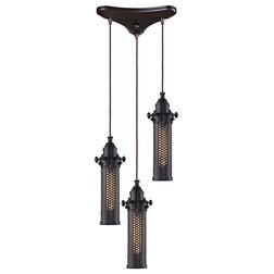 Industrial Pendant Lighting by Zeckos