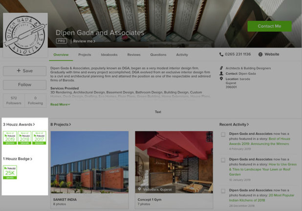 How to Generate New Business on Houzz