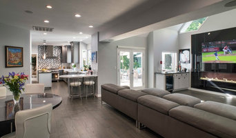 Kitchen and family room remodel – Pasadena, CA.