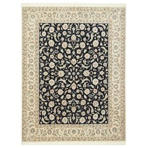 Nain 9La Oriental Rug, Hand-Knotted, 262x200 cm