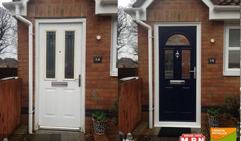 Solidor Composite Door installed in Swansea