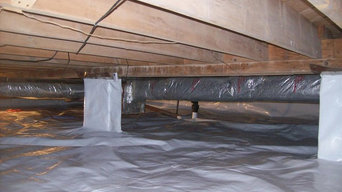 Vapor barrier installing near san jose