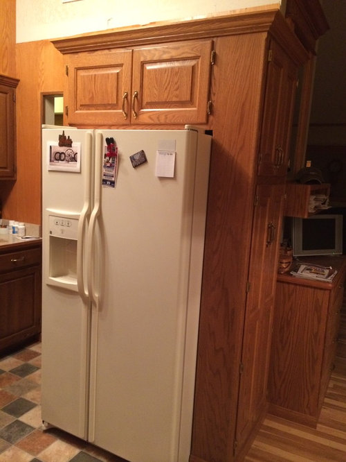 Is Mixing Kitchen Cabinet Finishes Okay Or Not: Mixing Finishes, What Goes With Honey Oak?