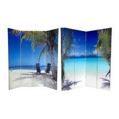 Double Sided Ocean Room Divider