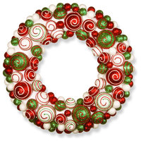 "20"" Ornament Wreath"