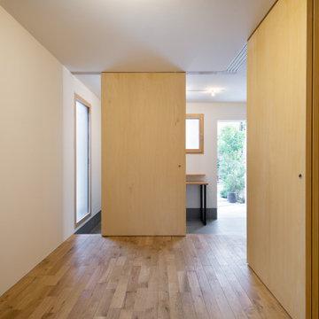House at Daizawa