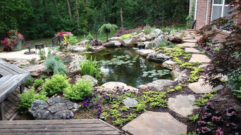 Ecosystem Koi Ponds and Water Gardens By Continental Ponds