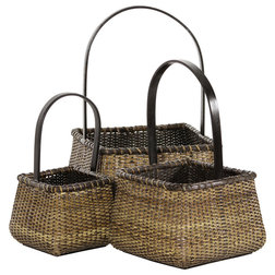 Tropical Baskets by Homesquare