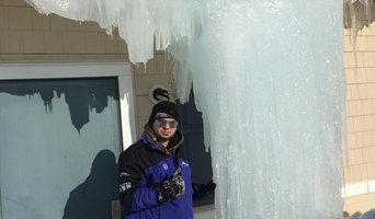 Major Ice Dam Removal