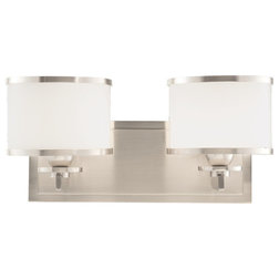 Transitional Bathroom Vanity Lighting by anndowlikgm