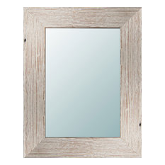 Ptm Images Light Wood Mirror Bathroom Mirrors