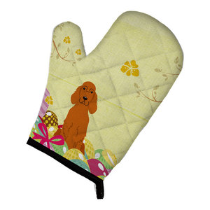 Gordon Setter Waiting On Mom Oven Mitt 7062ovmt Contemporary Oven Mitts And Pot Holders By The Store