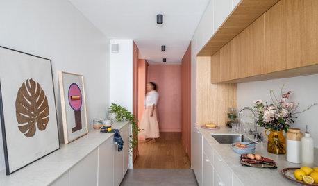 16 règles d'or pour aménager une cuisine en longueur