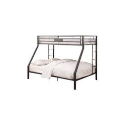 Focus Extra Long Twin over Queen Bunk Bed