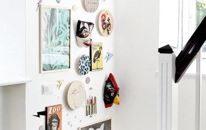 Ekspertguide: Omdan kedelige vægge til skønne billedgallerier