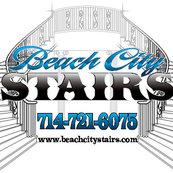 Merveilleux Beach City Stairs