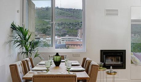 Casas Houzz: El nuevo hogar sostenible de una familia en Granada