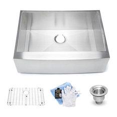 garbage disposal flange kitchen sinks | houzz