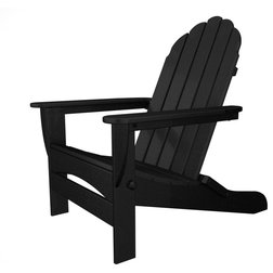 Contemporary Adirondack Chairs by Polywood
