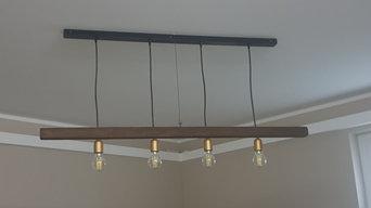 Installazione impianto a led