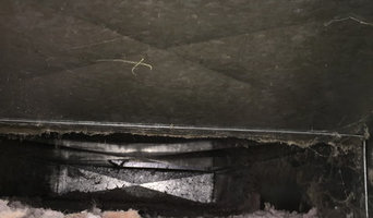 Air Duct Cleaning Projects