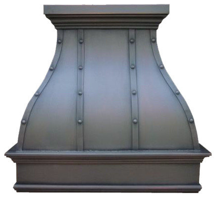 Copper Range Hoods - Products