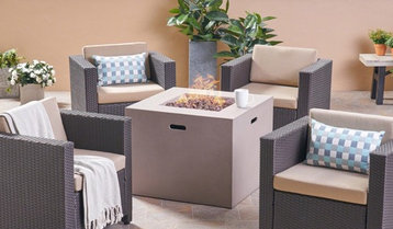 Up to 50% Off Fire Pits and Fire Table Sets