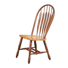 Comfort Back Dining Chairs, Set Of 2