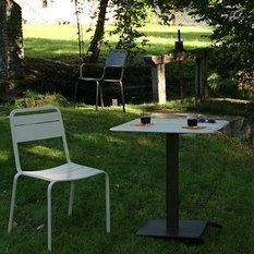 ensemble salon de jardin bord de mer. Black Bedroom Furniture Sets. Home Design Ideas