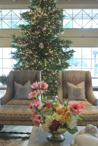 L U X E entertaining | fine florals & holiday entertaining