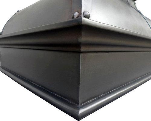 Bella Copper Range Hood - Major Kitchen Appliances