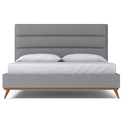 Midcentury Panel Beds by Apt2B