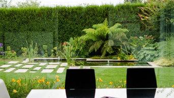 Diseño de jardines privados