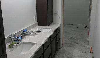 Marble Bathroom Remodel