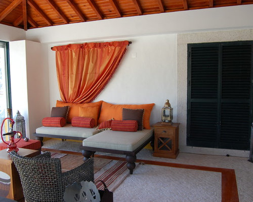 moroccan style curtains ideas pictures remodel and decor