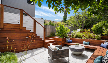 Patio of the Week: Casual Outdoor Living for a Family of 4