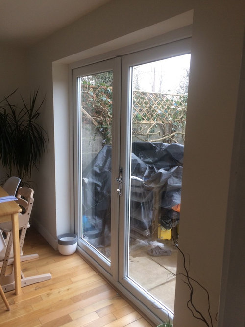 Suggestions On What Curtains Or Blinds For French Doors