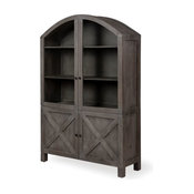Gaines I Cabinet, Brown
