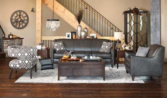 Santa Cruz Sofa Group for a Fall Family Room