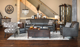Santa Cruz Sofa Group for a Fall Family Room