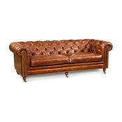 Birmingham Brown Sofa