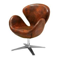 GDF Studio Blake Modern Design Accent Arm Chair