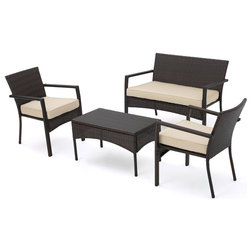 Best Tropical Outdoor Lounge Sets by GDFStudio