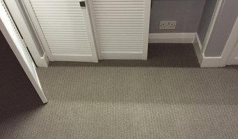 Full house re fit carpet,vinyl,wood,laminate