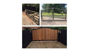 Sliding gate Installation - Reading