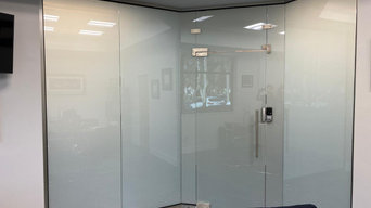 Smart Glass Office Conference Room 2020