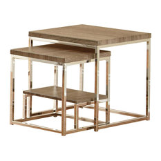 Contemporary Coffee And Accent Tables Houzz