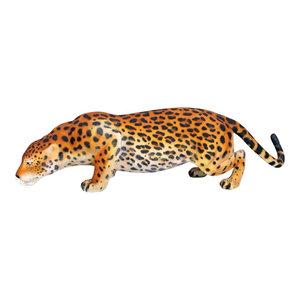 Cheeta Walker Full Color Garden Animal Statue
