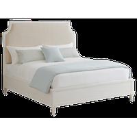 Belle Isle Upholstered Bed 6/0 California King