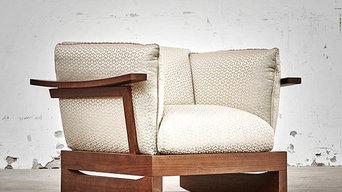 Corduner armchair